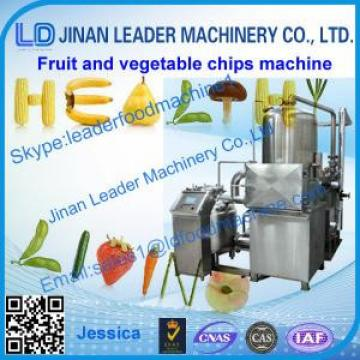 Fruit and Vegetable chips assemblly line