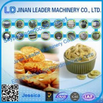 Fruit and Vegetable Chips Process line
