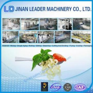 Instant noodles processing machinery