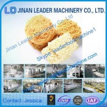 Instant noodles processing machine high quality