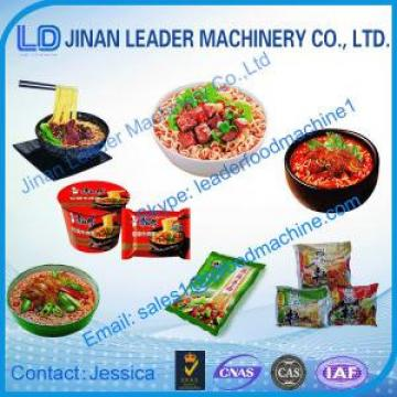 2014 Hot sale Instant noodles process line (Steam type)