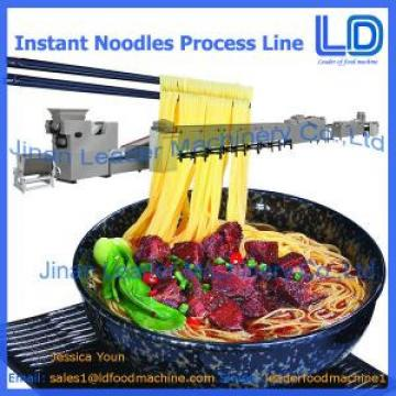 Instant noodles making machine for bag,cup,barrel style
