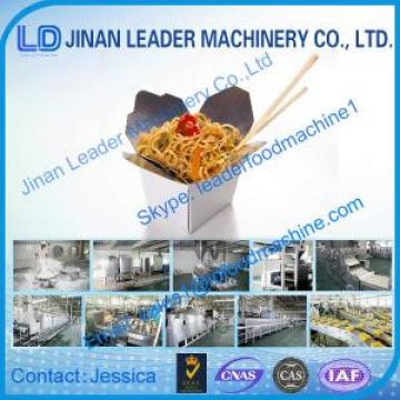Instant noodles processing machinery(Gas type)