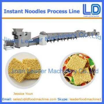 Instant noodles processing line/machine