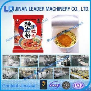 Automatic Instant noodles process equipment