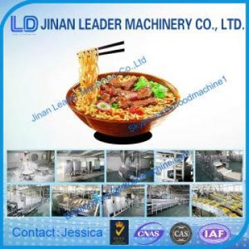 Instant noodles process line with high quality