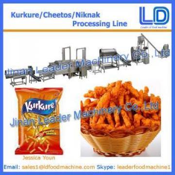 Best quality Automatic Kurkure/Cheetos Snacks food processing Equipment