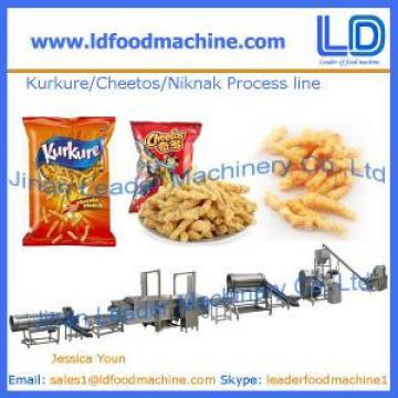 Made in China KURKURE /CHEETOS /NIKNAK Snacks food processing Equipment