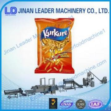 Cheetos Snacks food processing machinery 2014 Hot sale