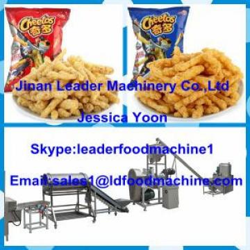 Best quality Automatic Kurkure/Cheetos Snacks food processing Equipment