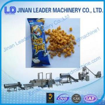 Cheetos Snacks food processing machinery with big capacity