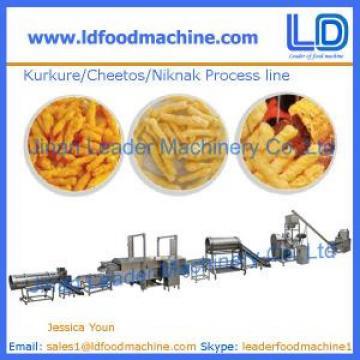 China KURKURE /CHEETOS /NIKNAK Snacks food processing Equipment