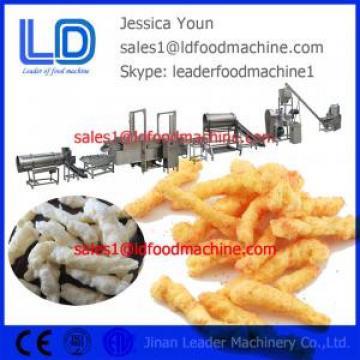 CE KURKURE /CHEETOS /NIKNAK Snacks food processing Equipment 380V/50HZ