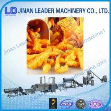 Cheetos Snacks food processing machinery 200-240kg/h