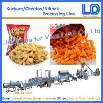 Big Capacity KURKURE /CHEETOS /NIKNAK PROCESSING LINE