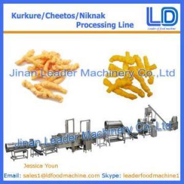 Kurkure /Cheetos /Niknak Process line