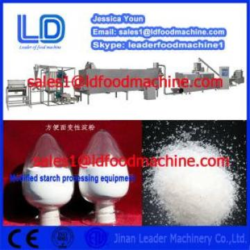 High Quality Extruded Modified Starch processing line