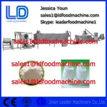 Stainless steel Extruded Modified Starch processing machinery