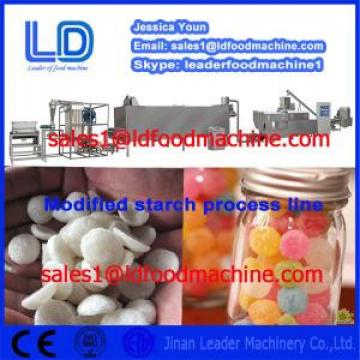 Hot sale Extruded Modified Starch processing equipment