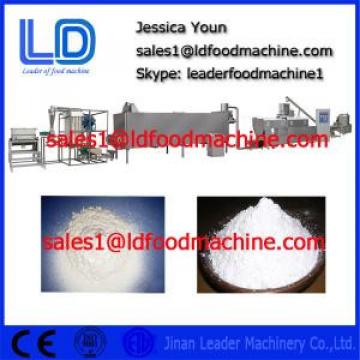 Hot sale Extruded Modified Starch processing equipment/line
