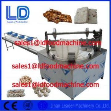 Big capacity Automatic Healthy Puffed Roasted Barley Granola Bar processing equuipment