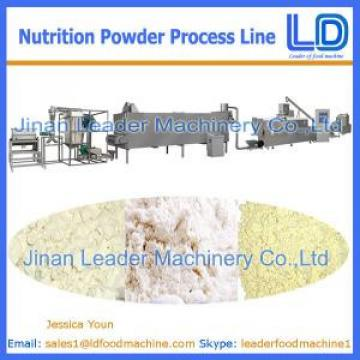 Nutrition powder/baby rice powder process line