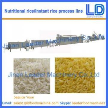 Instant Rice/Nutritional Rice Food Production line