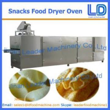 Big capacity Roasting Oven,Dryer for puff snacks