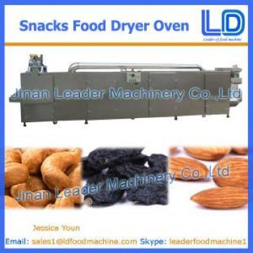 Made in china automatic Roasting Oven,Dryer for nut ,fruit