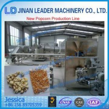 2015 new Popcorn production line made in china
