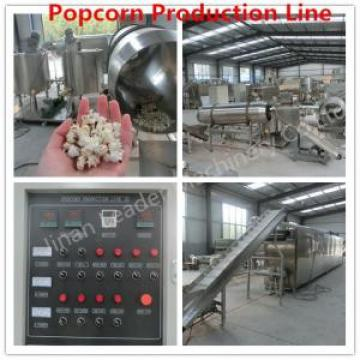 Popcorn production line