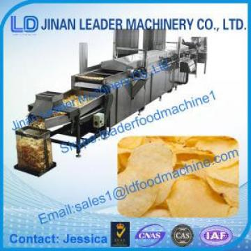 Automatic Potato chips process line/Making line