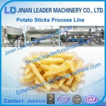 Potato chips sticks food processing line,automatic machine best service