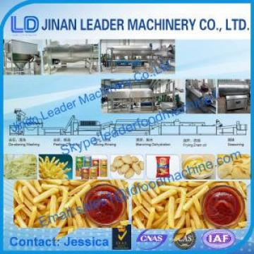 Potato chips sticks food processing line,machinery hot sale
