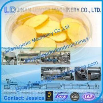 Potato chips production line made in china