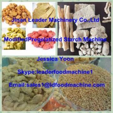 High productively Automatic Contex Vegetarian Soya Meat Processing line