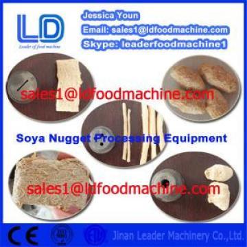 Vegetarian Soya Meat making machine for sale