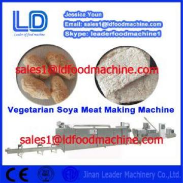 2014 Hot sale Automatic Soya Nugget Food Prcessing machine made in China