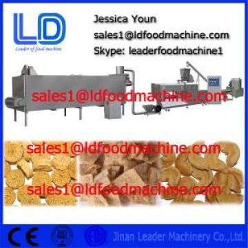 Automatic TVP TSP Soya bean protein food processing Equipment