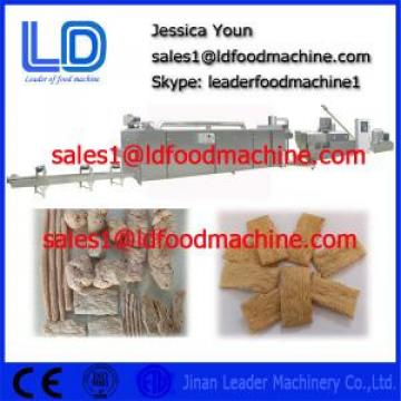 TVP TSP Soya bean protein food processing Machinery