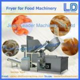 Automatic Fryer machinery for snacks food