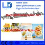 Core filled/inflating snacks food process line for sale