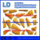 Hot sale Crispy chips processing equipment,salad/bugles making machine