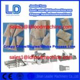 CE ISO Crispy chips /salad/bugles /sticks making machinery