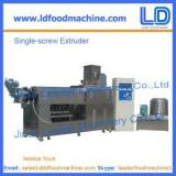 Single Screw Extruder,snacks food extrusion