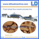 FRIED WHEAT FLOUR PILLOW/STICK SNACK PROCESS LINE