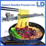 Instant noodles making machine for bag,cup,barrel style