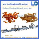 Kurkure /Cheetos /Niknak production line,snacks food machine