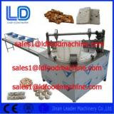 Big capacity Automatic Healthy Puffed Roasted Barley Granola Bar processing equuipment