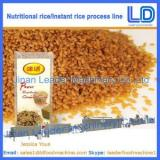 Instant Rice Food processing machinery
